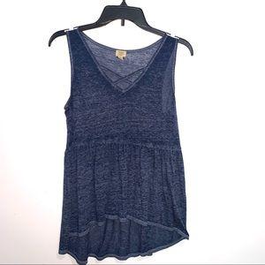 🌷5/$20 True Craft Women's Blue Top